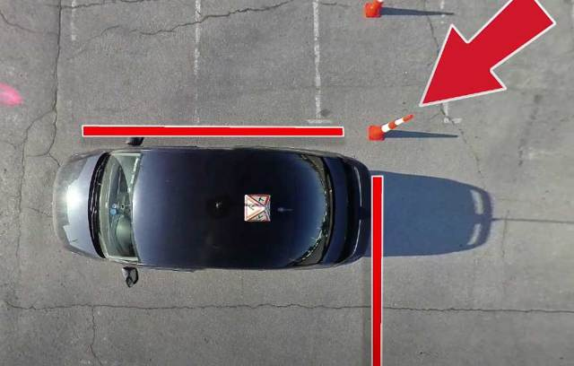 Парковка передним ходом - в 2021 году, между автомобилями, параллельная