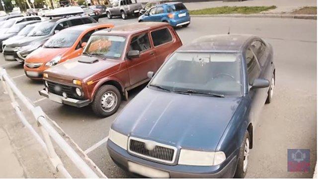 Адвокатские советы. Как парковаться без последствий.