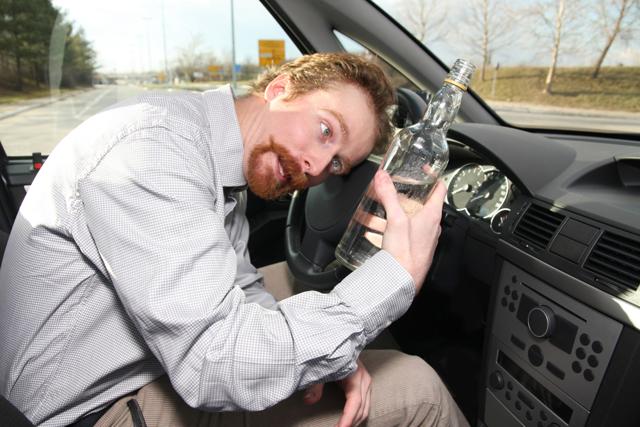 Поставили автомобиль на стоянку. Можно ли теперь немного в нём выпить ?