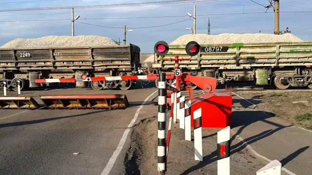 Железнодорожный переезд: особенности пересечения по ПДД