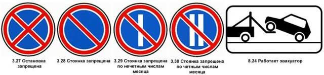 «Остановка запрещена» или все-таки нет: что обозначает знак 3.27