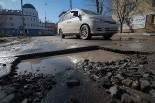 Как взыскать ущерб после ДТП из-за ямы на дороге