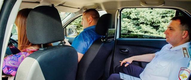 Как проходит экзамен в ГАИ на водительское удостоверение