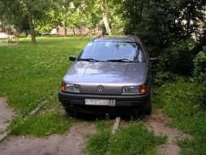 Паркуются, несмотря на штрафы. Как бороться с теми, кто ставит свои машины на газонах или тротуарах