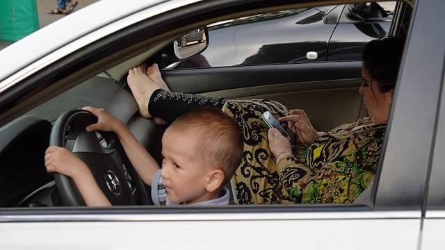 Можно ли использовать адаптеры для перевозки ребенка