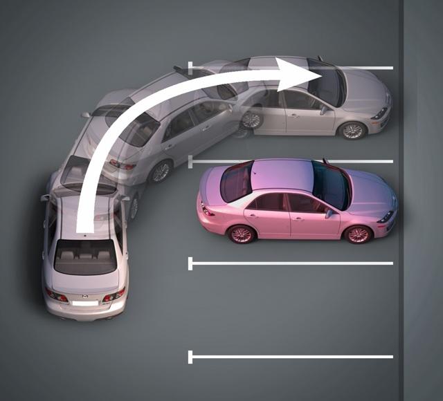 Перпендикулярная парковка - в 2021 году, как правильно, пошаговая инструкция