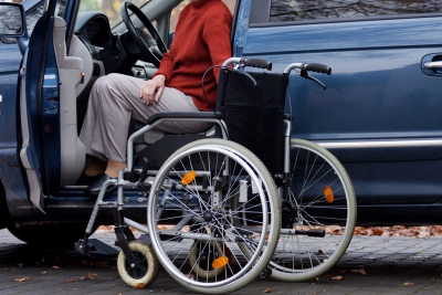 Эвакуация автомобиля с места для инвалидов в 2021 году