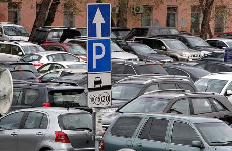 Москвичке выписали более 85 штрафов на полмиллиона рублей