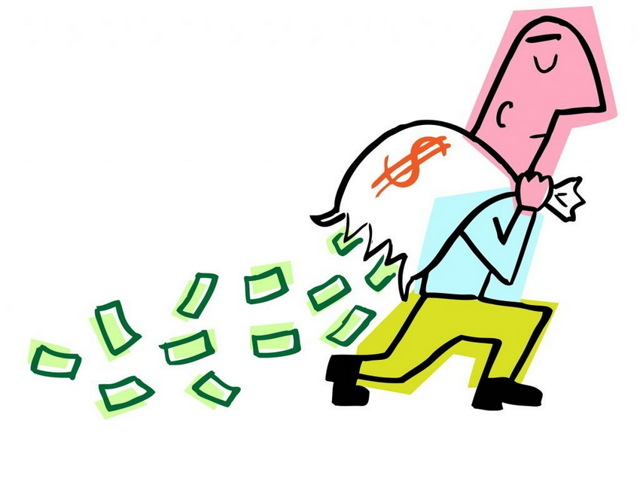 Взыскание со стороны в обязательстве сумм административных штрафов в качестве убытков