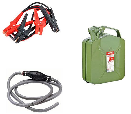 Что должно быть в багажнике автомобиля? Список самых необходимых вещей