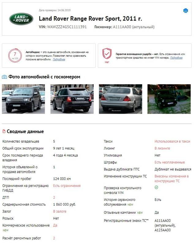 Электронные ПТС с 1 ноября 2021 года